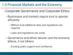 1 3 financial markets and the economy5