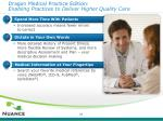 dragon medical practice edition enabling practices to deliver higher quality care