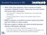bundled payments in mn