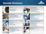 aerotek divisions