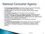 national consumer agency1