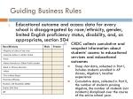 guiding business rules1