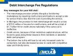 debit interchange fee regulations3