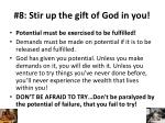 8 stir up the gift of god in you2