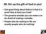 8 stir up the gift of god in you3