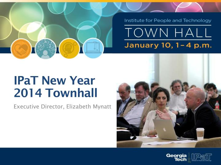 ipat new year 2014 townhall n.