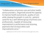 integrator accountable care organization1