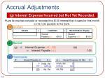 accrual adjustments2