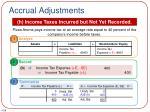 accrual adjustments4