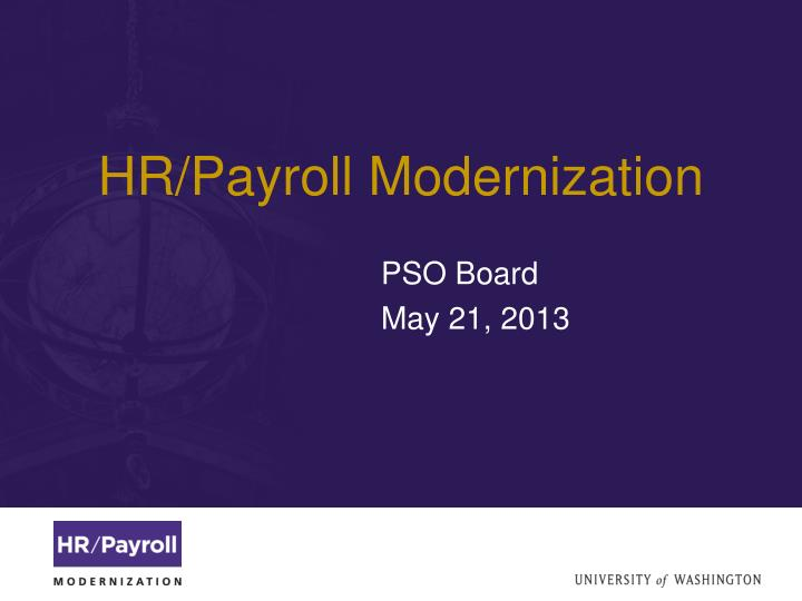 hr payroll modernization n.