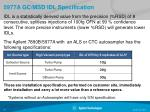 5977a gc msd idl specification