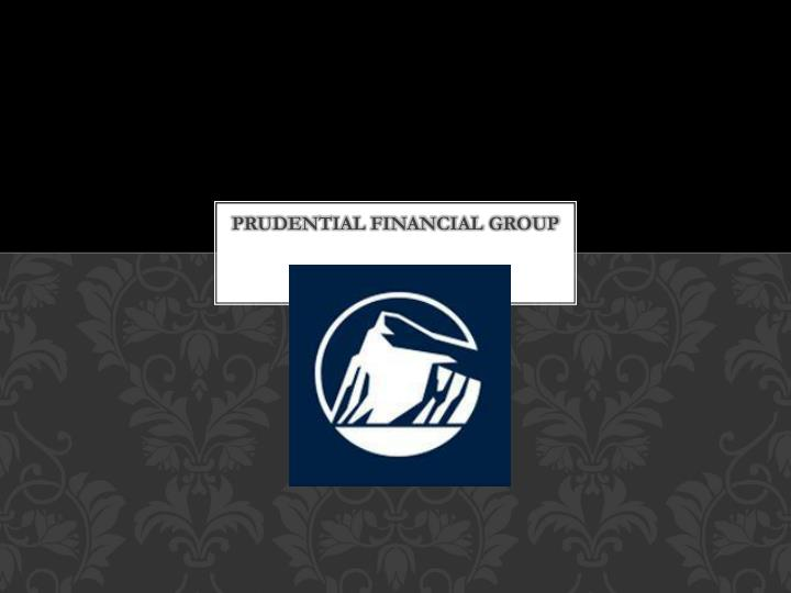 prudential financial group n.