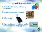 israeli innovation1