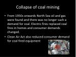 collapse of coal mining1