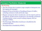 transport facilitation measures4