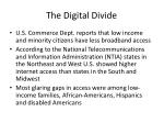 the digital divide3