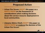 proposed action1