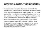 generic substitution of drugs2
