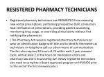 resistered pharmacy technicians1
