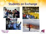 students on exchange3