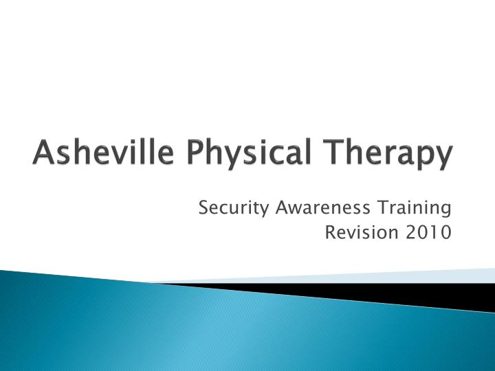asheville physical therapy n.