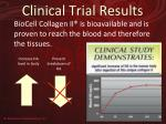 clinical trial results1