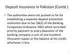 deposit insurance in pakistan contd3