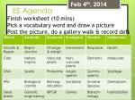 es agenda13