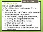 es agenda14