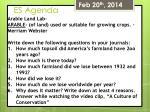 es agenda22
