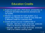 education credits1