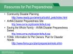 resources for pet preparedness1