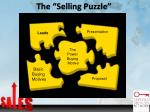 the selling puzzle