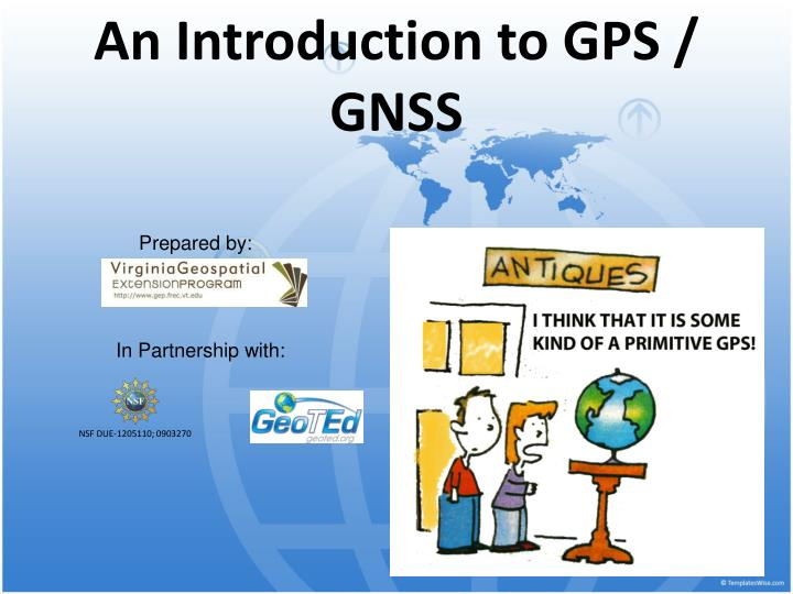 an introduction to gps gnss n.
