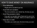 how to save money on insurance3