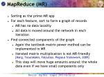 mapreduce mr