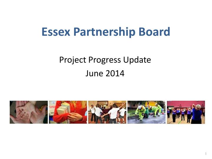 essex partnership board n.