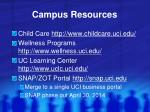 campus resources1