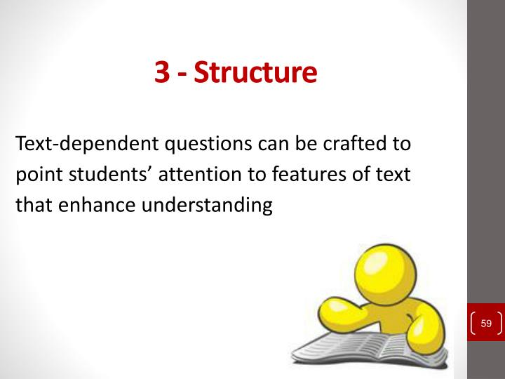 3 - Structure