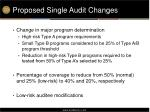 proposed single audit changes1