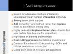 northampton case