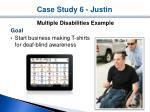 case study 6 justin1
