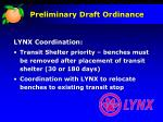 preliminary draft ordinance12