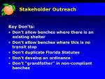 stakeholder outreach4