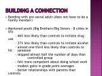 building a connection