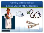 family and medical leave act fmla basics