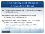 the family and medical leave act fmla1
