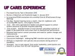 uf cares experience