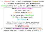 2 vs 4 warming