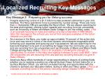 localized recruiting key messages1